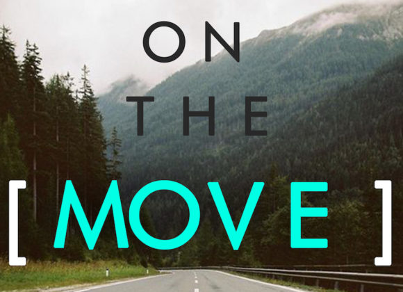 """On the Move"" – October"
