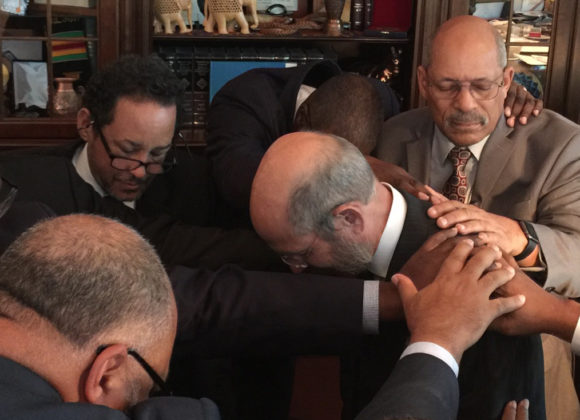 Regional Conference Presidents Meet With General Conference President