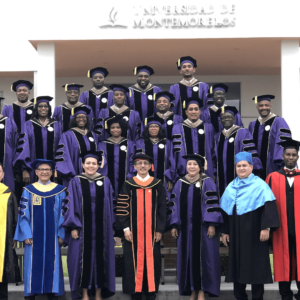 Northeastern Workers Receive Ph.D.'s from Montemorelos University
