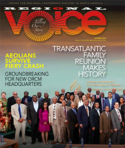 Regional Voice - Office for Regional Conference Ministries