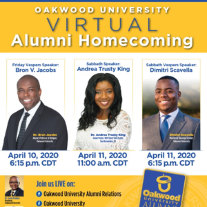 Oakwood University Virtual Alumni