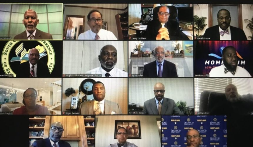 Regional Conferences, West Coast and Bermuda Come Together Virtually