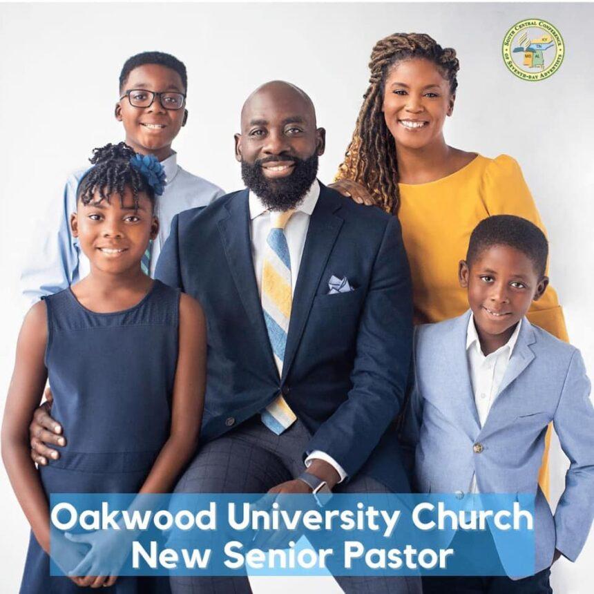 New Senior Pastor of Oakwood University Church